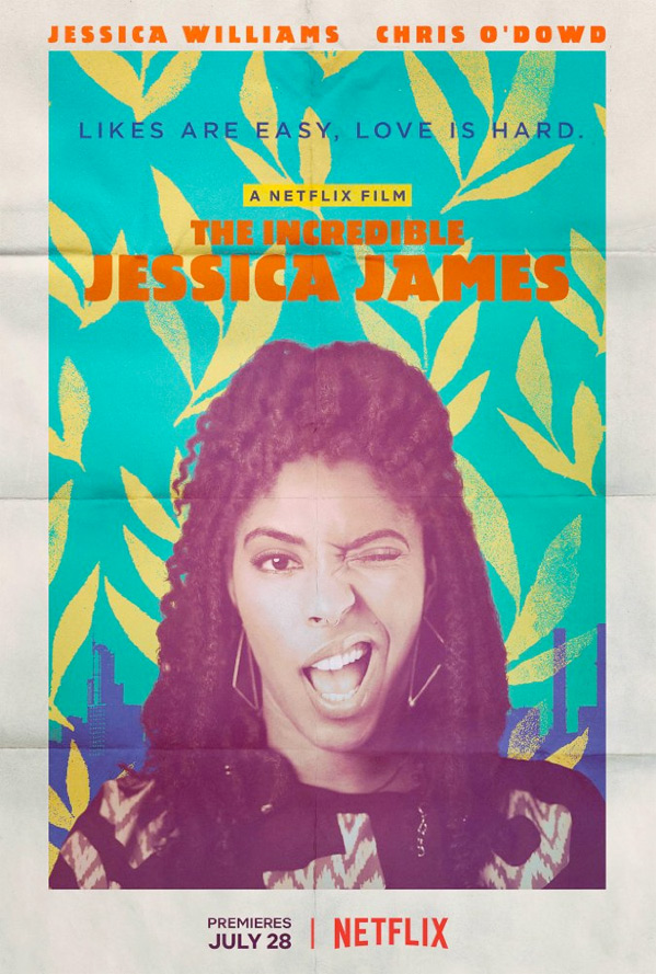 The Incredible Jessica James Movie