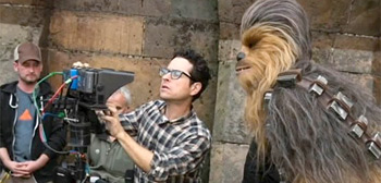 J.J. Abrams - Star Wars: The Force Awakens