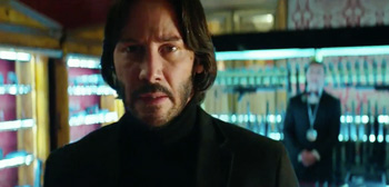 First Teaser Trailer for 'John Wick: Chapter Two' Starring Keanu Reeves