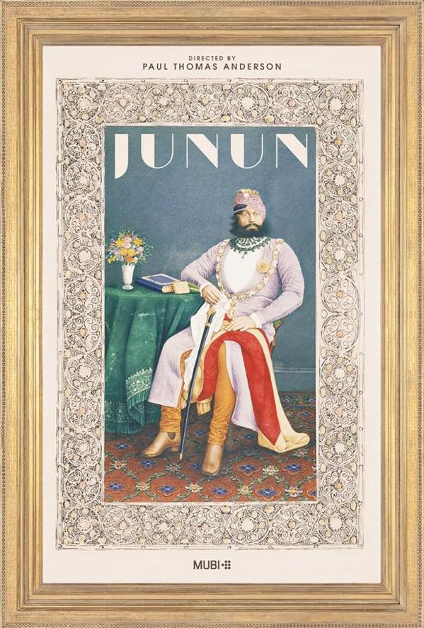 Junun Poster - Midnight Marauder