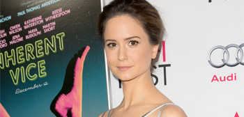 Katherine Waterston Lands Lead Role in Next 'Alien: Covenant' Film