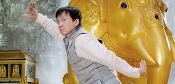 Kung Fu Yoga Movie Trailer