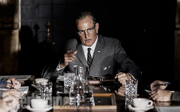 LBJ Biopic Photo - Woody Harrelson