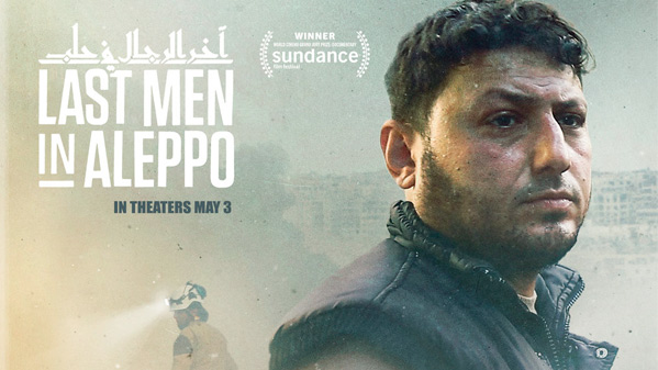 Last Men in Aleppo Poster