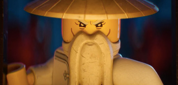 Fun First Trailer for 'The LEGO Ninjago Movie' Featuring Jackie Chan