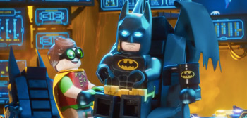 The Lego Batman Movie Featurette