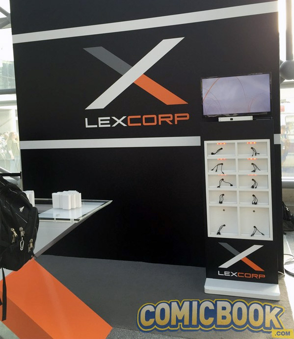 LexCorp - New York Comic-Con