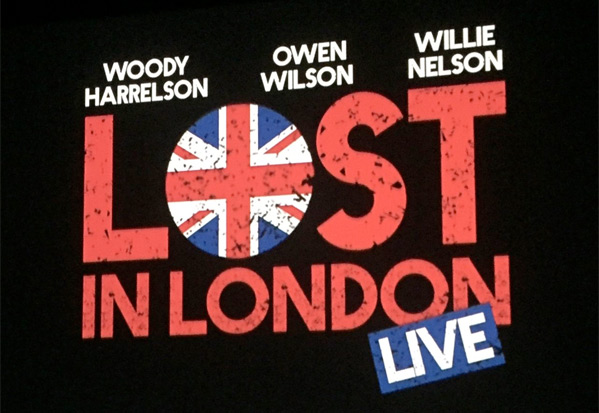 Lost in London Movie Poster
