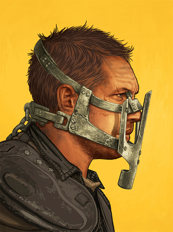 Mad Max: Fury Road Mondo - Mike Mitchell