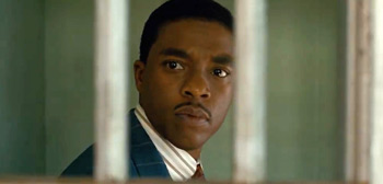 Chadwick Boseman as Thurgood Marshall in First Trailer for 'Marshall'