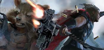 Avengers: Infinity War Featurette
