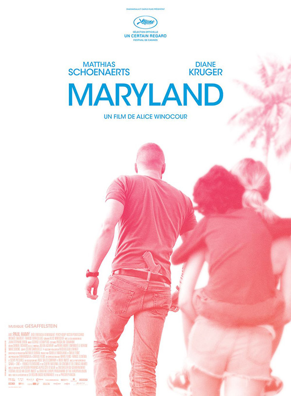 Maryland - Cannes Poster