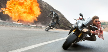 Impossible - Rogue Nation Review