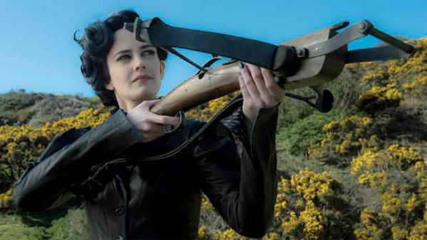 Miss Peregrine's Home for Peculiar Children First Look