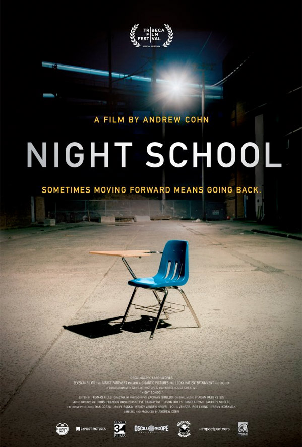 Night School Doc Poster