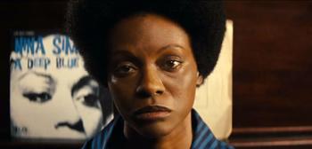 Zoe Saldana in Nina Simone Biopic