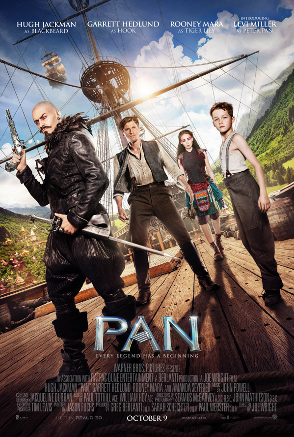 Joe Wright's Pan