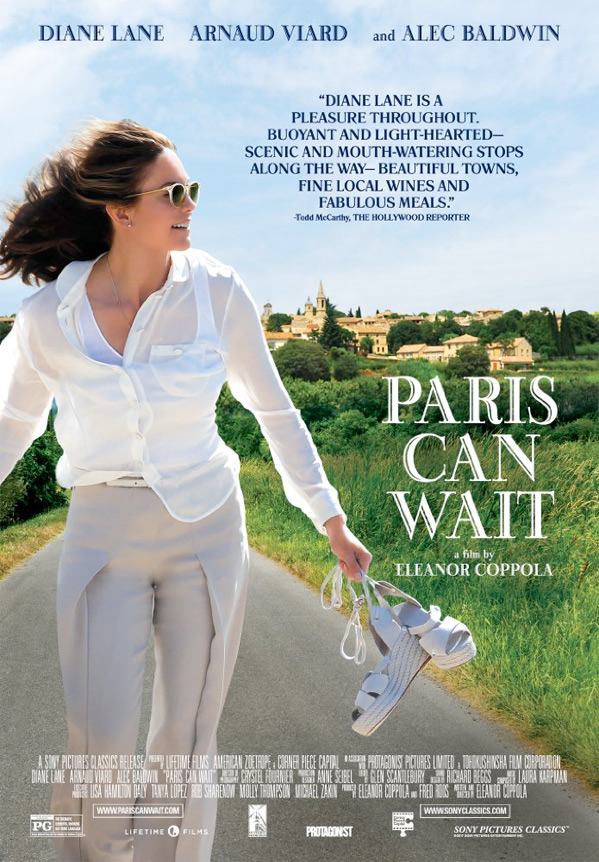 Paris Can Wait Poster
