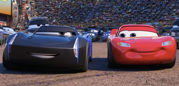 One More Full-Length Trailer for Pixar's 'Cars 3' Focuses on the Rivalry