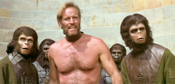 Original 1968 'Planet of the Apes' Will Be Back in Theaters This Month