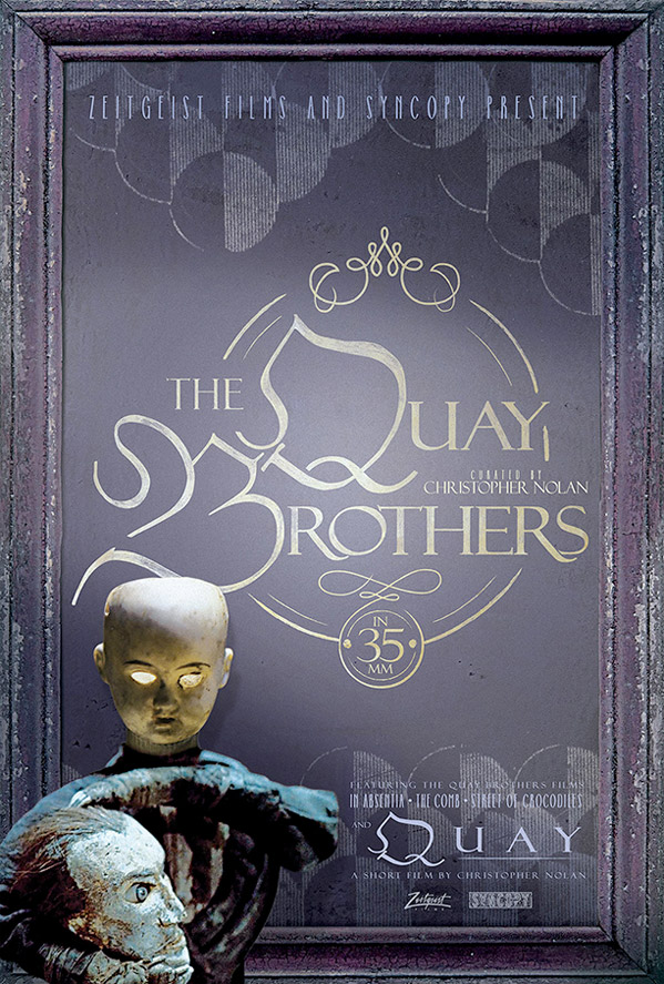 Quay Brothers in 35mm