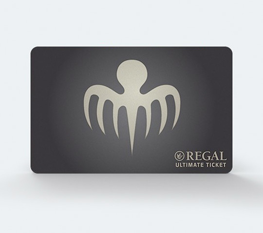 Regal - Spectre Ticket