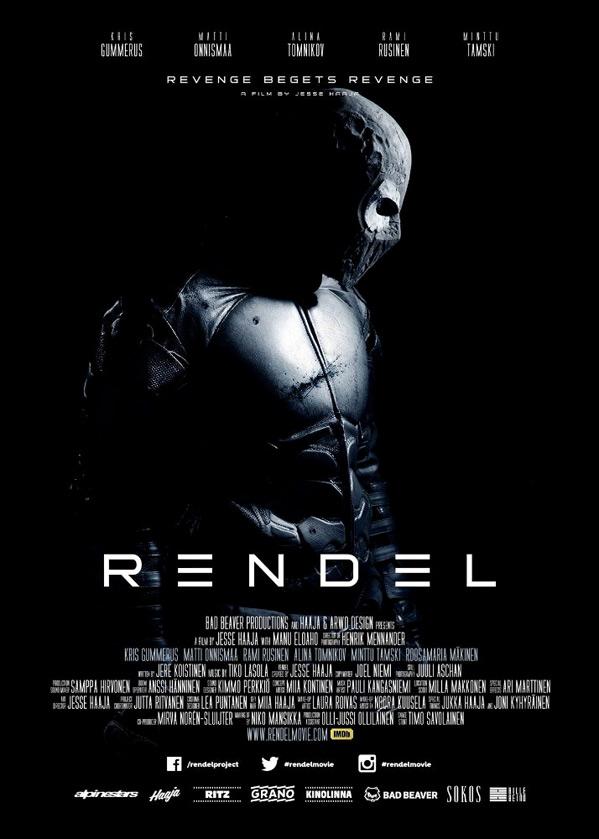 Rendel Movie Poster