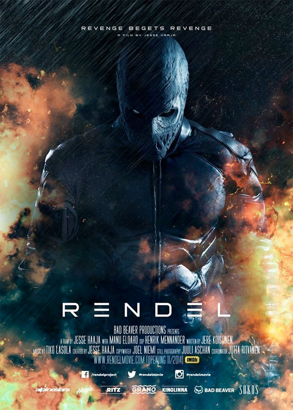 Rendel Movie Poster