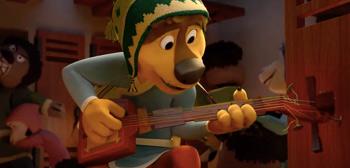 Watch: Animated 'Rock Dog' Trailer Starring Luke Wilson as a Rock Dog
