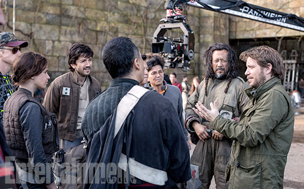 Rogue One: A Star Wars Story - Character Photos