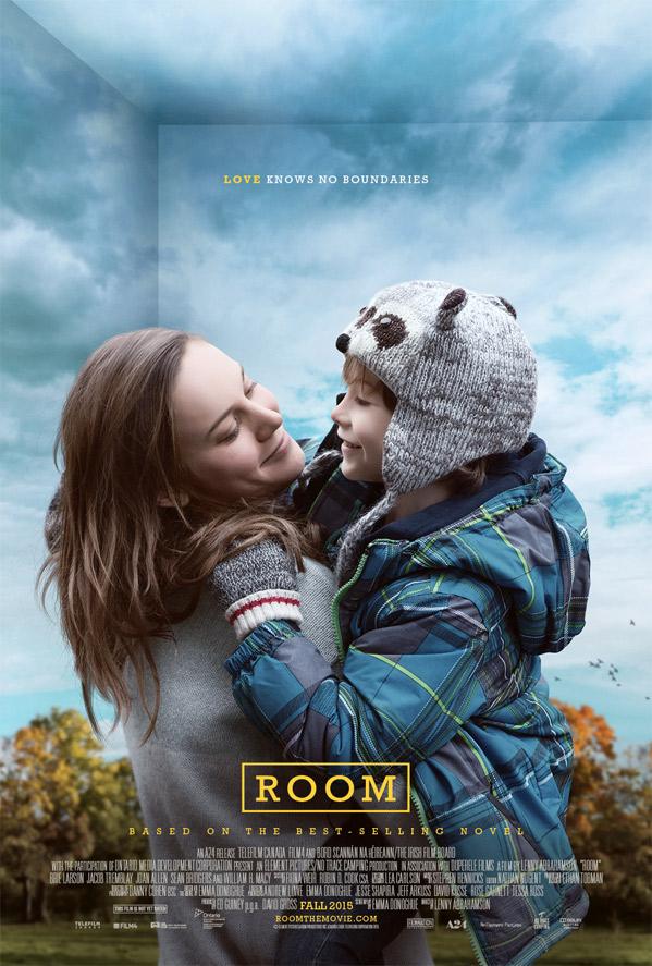 Lenny Abrahamson's Room Poster