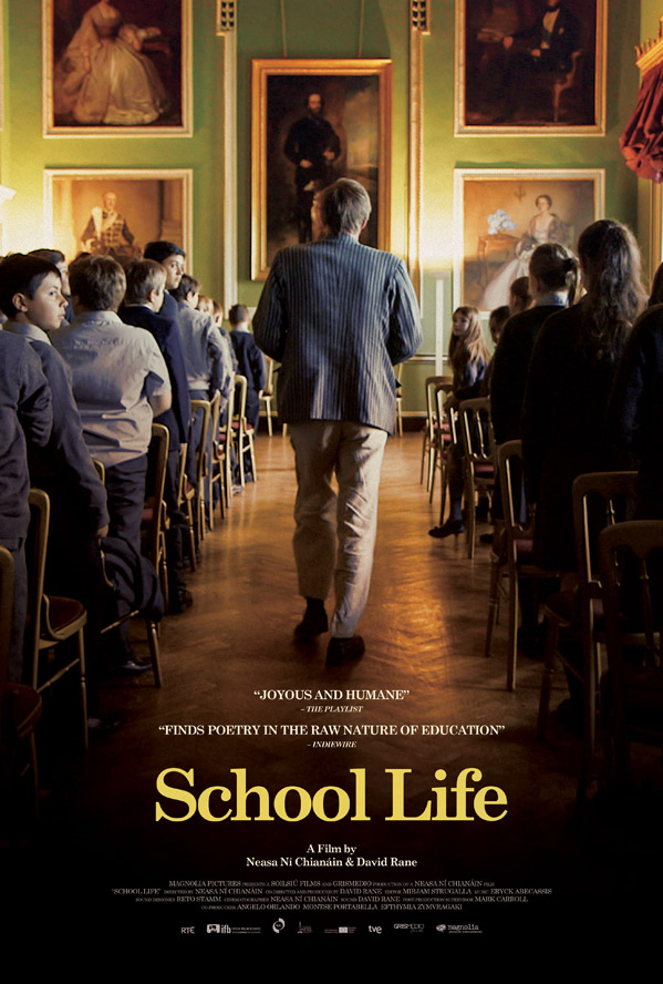 School Life Doc Poster