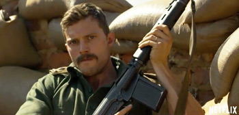Watch: Jamie Dornan in Trailer for Netflix's 'The Siege of Jadotville'