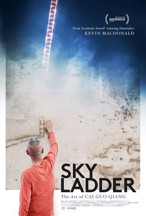 Sky Ladder Doc Poster