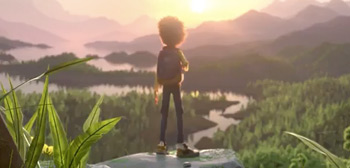 First UK Teaser Trailer for Animated Comedy Film 'The Son of Bigfoot'