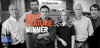 'Spotlight' & Tom McCarthy Win Top Prizes at 2016 Indie Spirit Awards