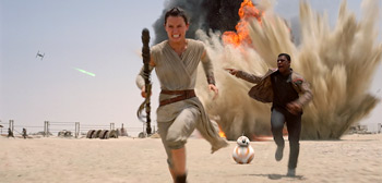 'The Force Awakens' Will Take Over Every IMAX Screen For a Month