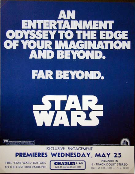 Star Wars: A New Hope Posters