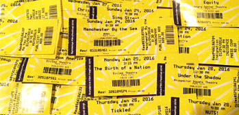 Sundance Film Festival Tickets
