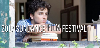 Sundance 2017 - Call Me By Your Name