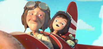 Taking Flight Short Film