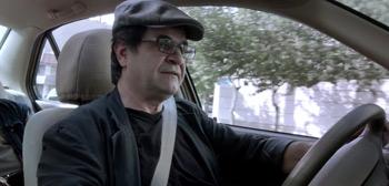 Jafar Panahi's Taxi Trailer