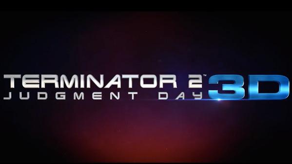 Terminator 2: Judgment Day Logo