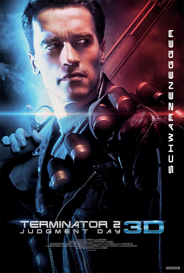 Terminator 2: Judgment Day Poster