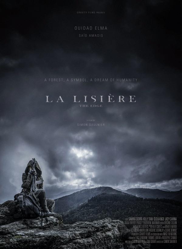 The Edge Short Film Poster