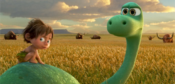 The Good Dinosaur Sound Off