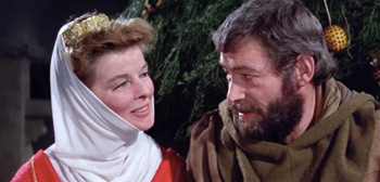 Trailer for Restored 'The Lion in Winter' Starring Hepburn & O'Toole