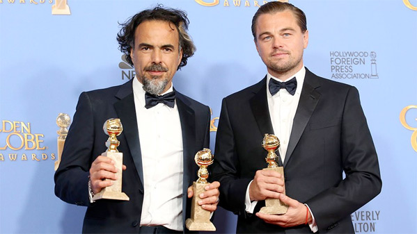 The Revenant - Best Film - Winner