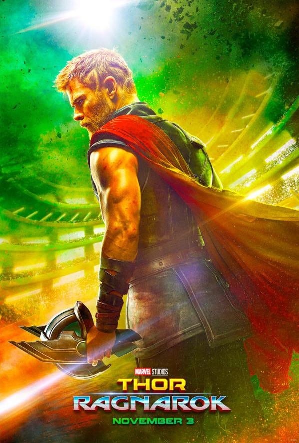 Thor: Ragnarok Teaser Poster