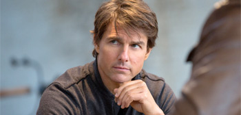 Tom Cruise Hints at More 'Mission Impossible' + 'Edge of Tomorrow 2'